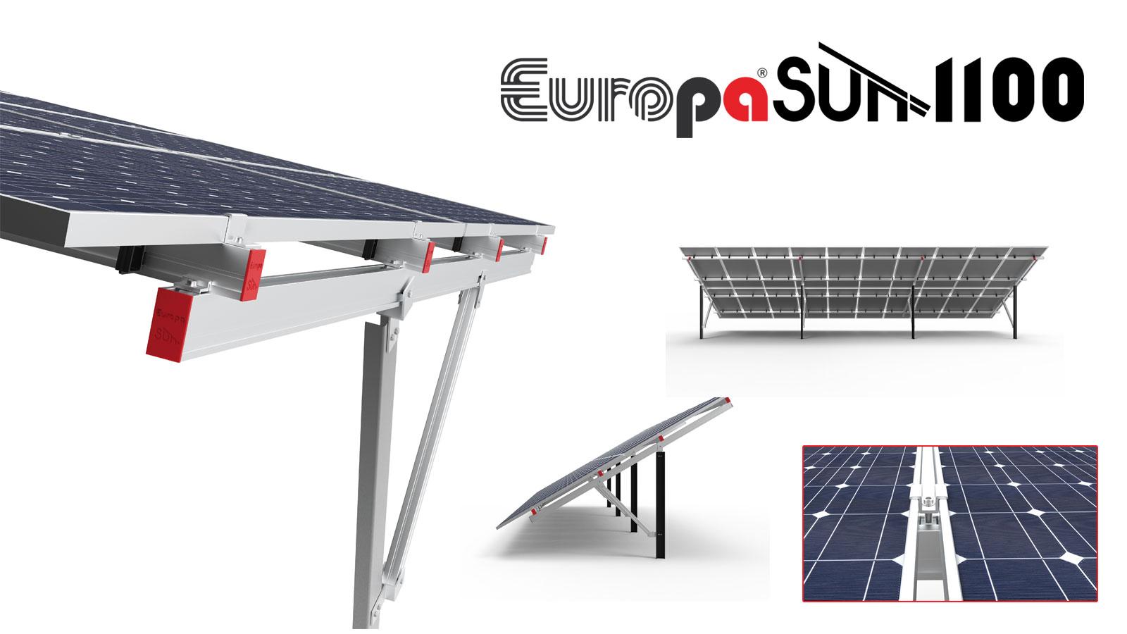 EUROPA Sun 1100