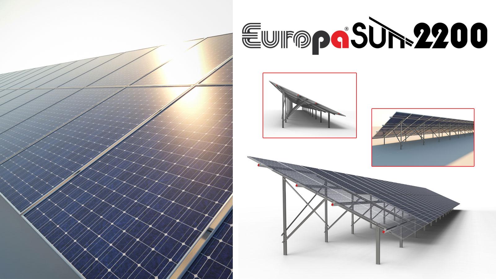 EUROPA Sun 2200
