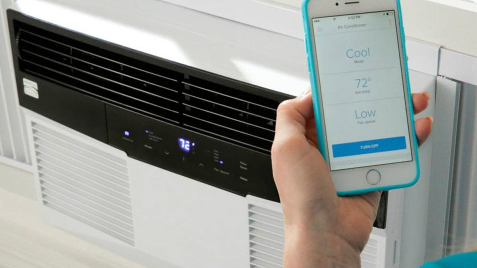 Τα κλιματιστικά τοίχου έχουν τη δυνατότητα να καλύψουν τις ανάγκες σε ευρείας κλίμακας, από πλευράς διαστάσεων, δωμάτια.