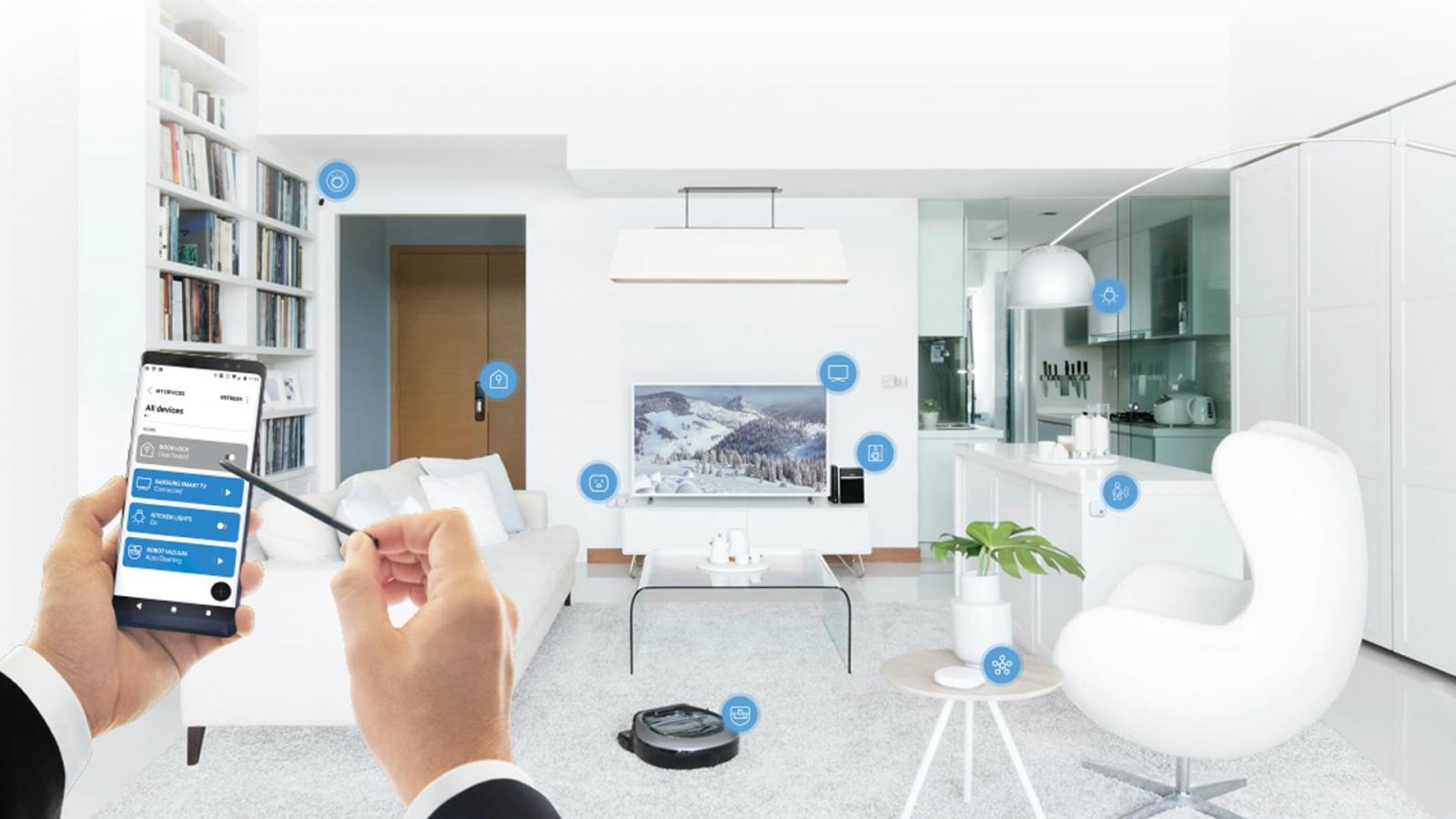 Τα νέα μοντέλα κλιματιστικών διαθέτουν λειτουργίες ασύρματου χειρισμού μέσω WiFi