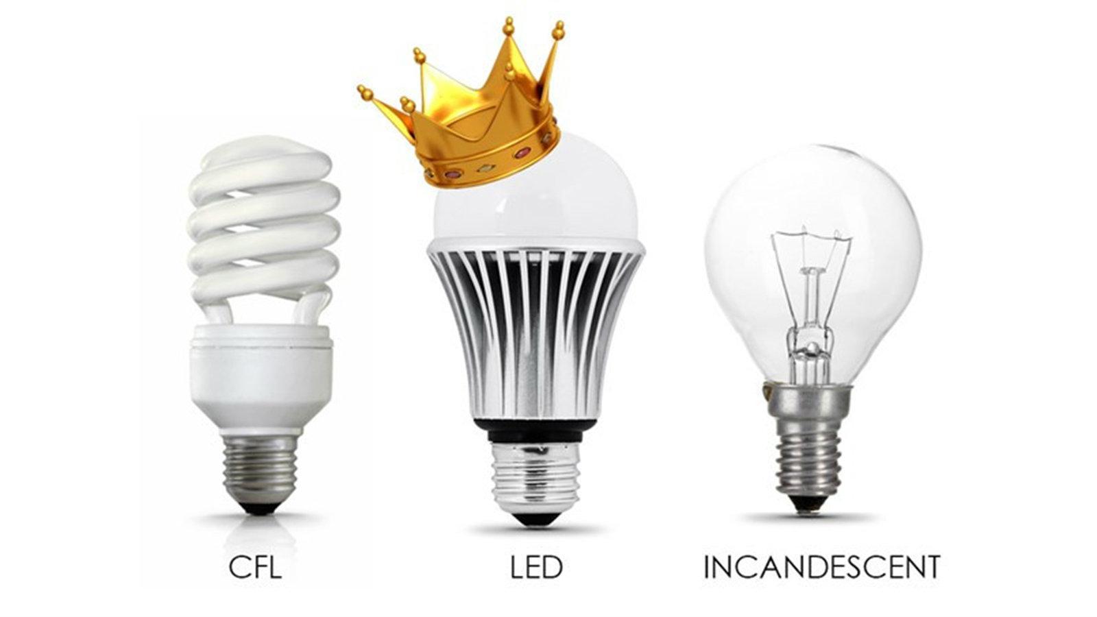 Οι έξυπνες λάμπες LED διαθέτουν συνδεσιμότητα Bluetooth και επιτρέπουν στους χρήστες να έχουν άμεσο έλεγχο στις λάμπες μέσω smartphone ή tablet.