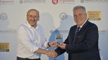 Health and Safety Awards 2020: Έξι σημαντικές διακρίσεις για τον ΔΕΣΦΑ